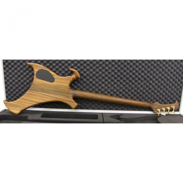 Project Buzzard 4 String Bass German MEC pickups #4 image