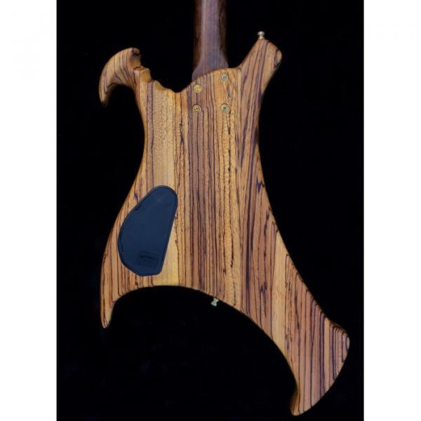 Project Buzzard 4 String Bass German MEC pickups #5 image