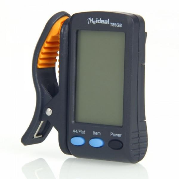 Meideal T85GB Clip Electronic Guitar Tuner for Guitar Bass #2 image