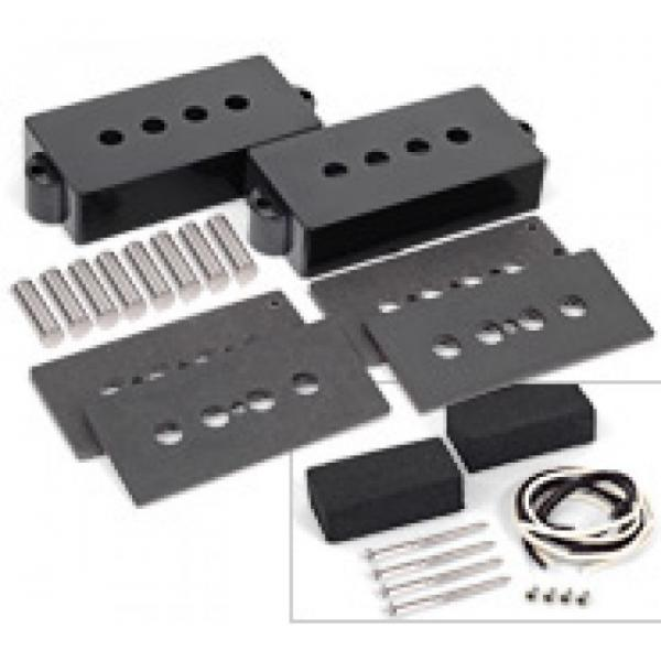 Pickup Kit for P-Bass With Alnico 5 Magnets #1 image