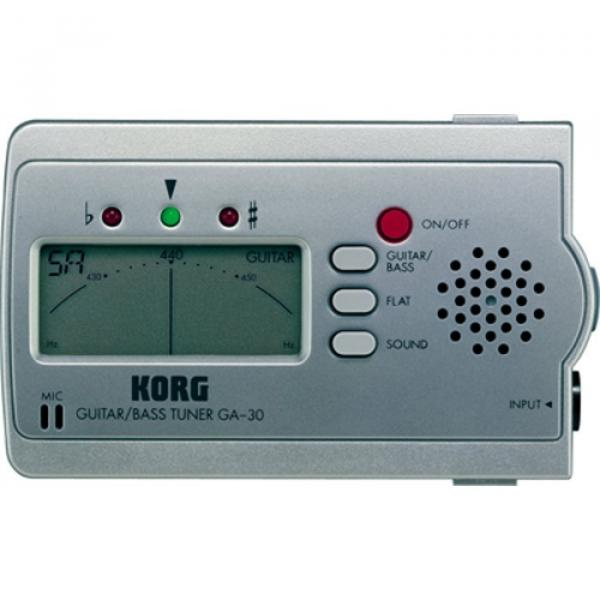 Korg Guitar and Bass Tuner By Cecilio #1 image