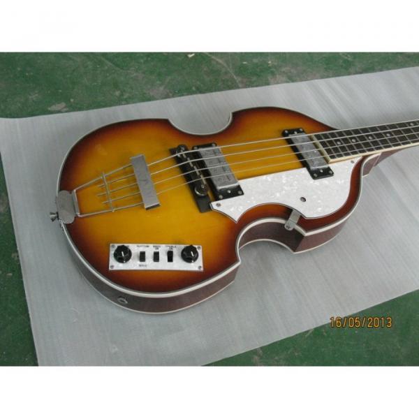 Hofner Icon Series Vintage Violin Bass #2 image
