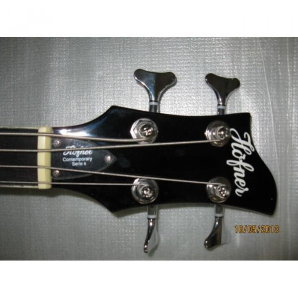 Hofner Icon Series Vintage Violin Bass #3 image