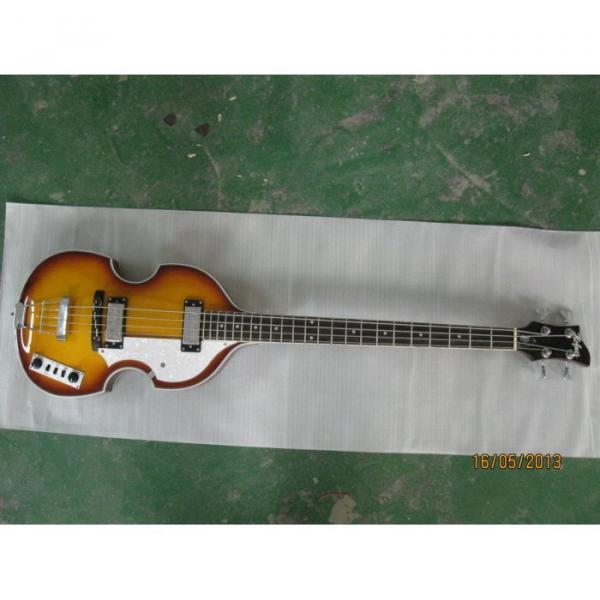 Hofner Icon Series Vintage Violin Bass #4 image