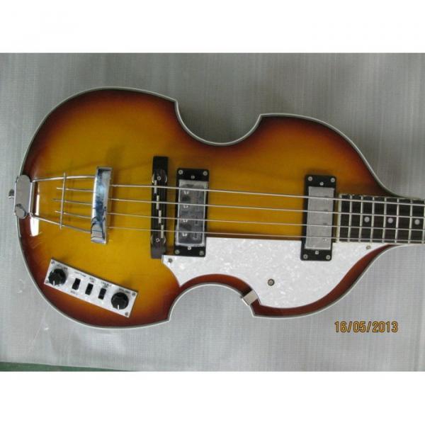 Hofner Icon Series Vintage Violin Bass #5 image