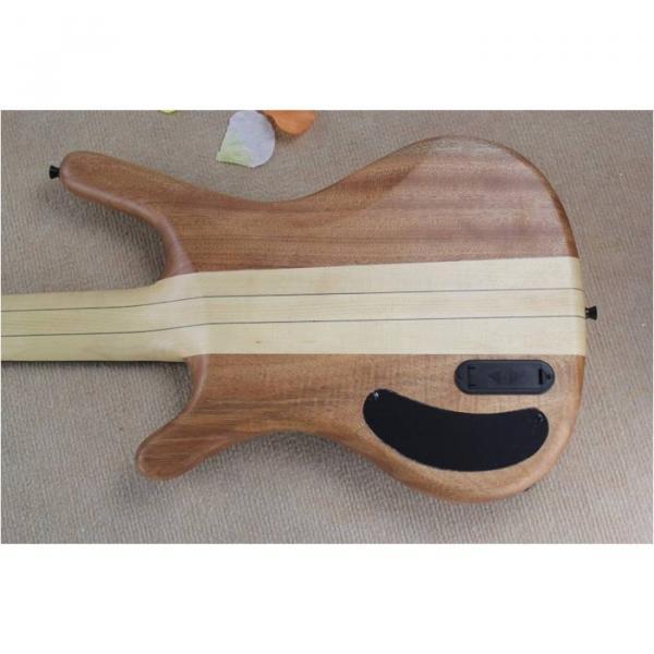 Custom Warwick 5 Strings Natural Electric Bass #5 image