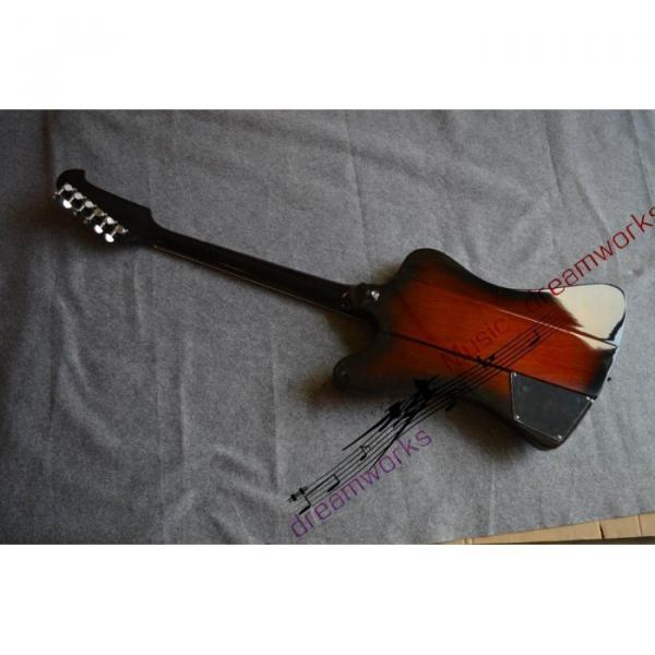 Custom Shop Thunderbird Tobacco Burst Electric Bass #2 image