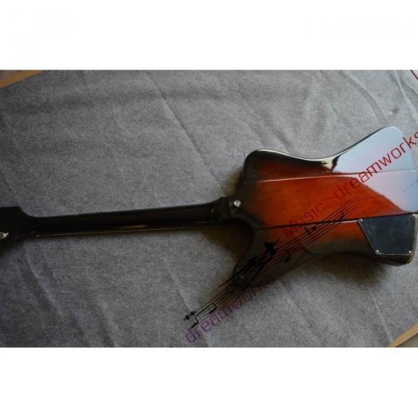 Custom Shop Thunderbird Tobacco Burst Electric Bass #4 image