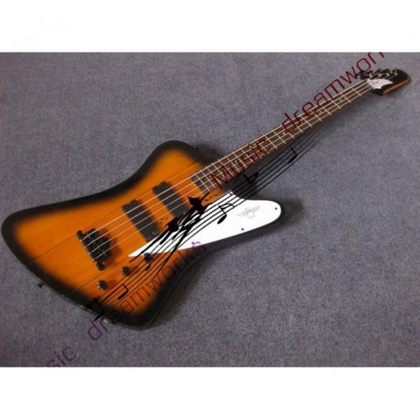 Custom Shop Thunderbird Sunsetburst Burst Electric Bass #1 image
