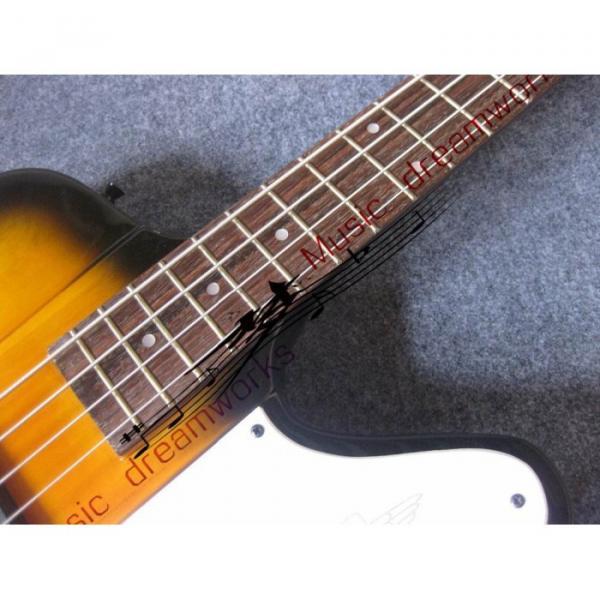 Custom Shop Thunderbird Sunsetburst Burst Electric Bass #5 image