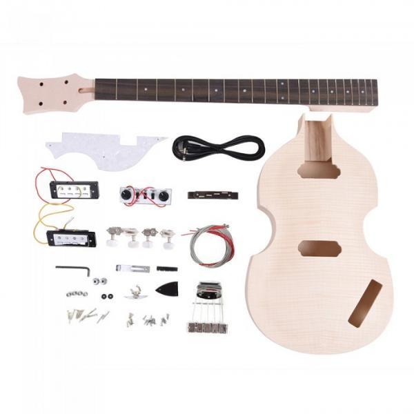 Custom Shop Unfinished Hofner Bass Kit #1 image