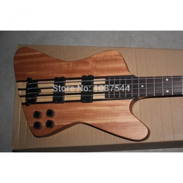 Custom Shop Thunderbird Natural 5 Pcs Body Wood Electric Bass #1 image