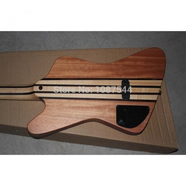 Custom Shop Thunderbird Natural 5 Pcs Body Wood Electric Bass #2 image