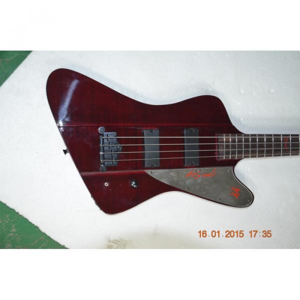 Custom Shop Thunderbird Burgundyglo Electric Bass #1 image