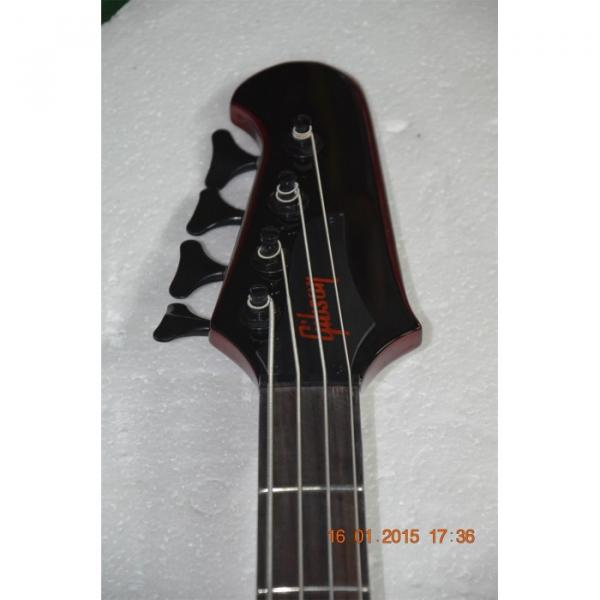 Custom Shop Thunderbird Burgundyglo Electric Bass #3 image