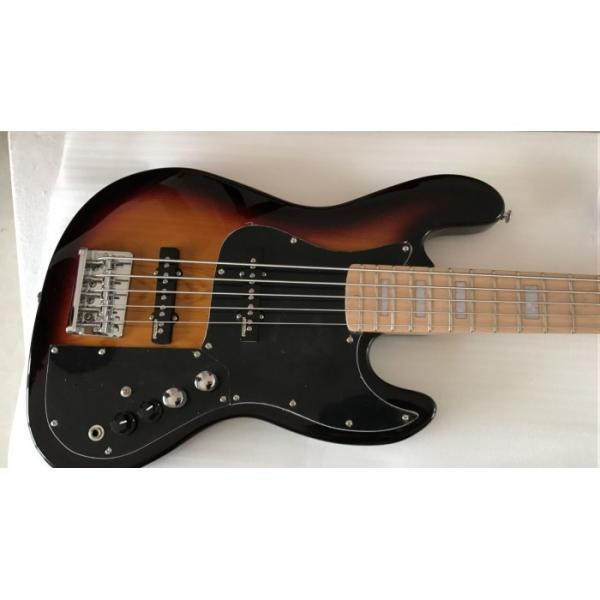 Custom Shop Vintage Marcus Miller Signature 5 String Jazz Bass Wilkinson Parts #1 image