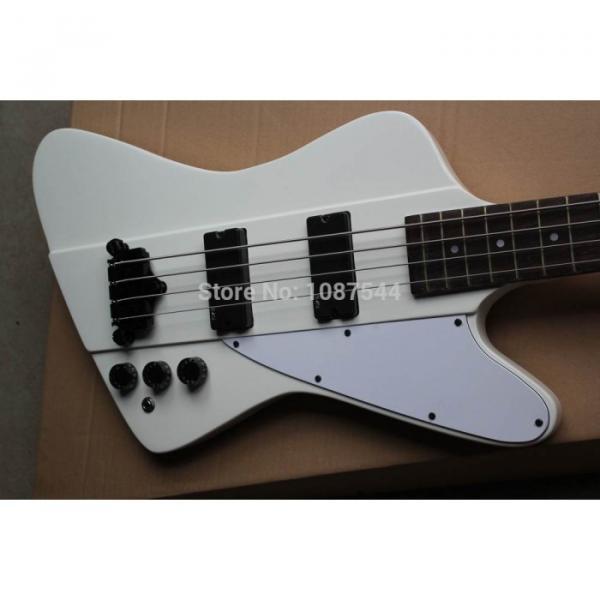 Custom Shop Thunderbird White Electric Bass #1 image