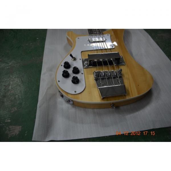 Custom Shop 4003 Rickenbacker Left Natural Bass #2 image