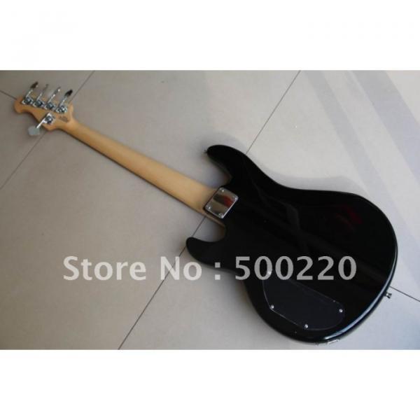 Custom Shop MusicMan Red 5 Strings Bass #2 image