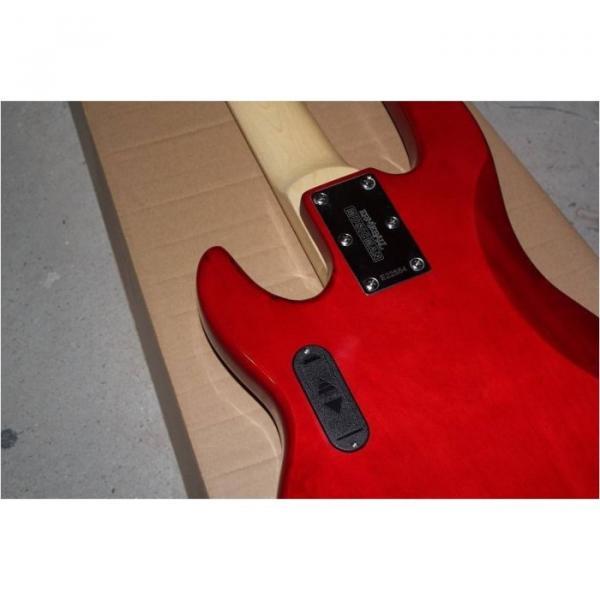 Custom Shop Music Man S.U.B. Ray5 Electric Bass Stingray Sunburst #3 image