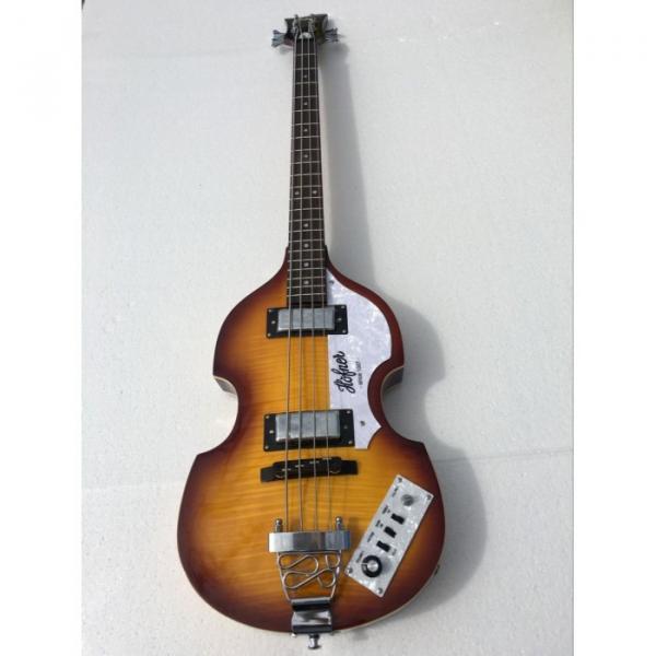 Custom Shop Hofner 500/1 Violin Bass Guitar #1 image