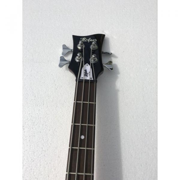 Custom Shop Hofner 500/1 Violin Bass Guitar #4 image