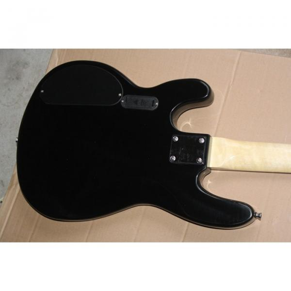 Custom Shop Dark Green Music Man 4 String Bass #5 image