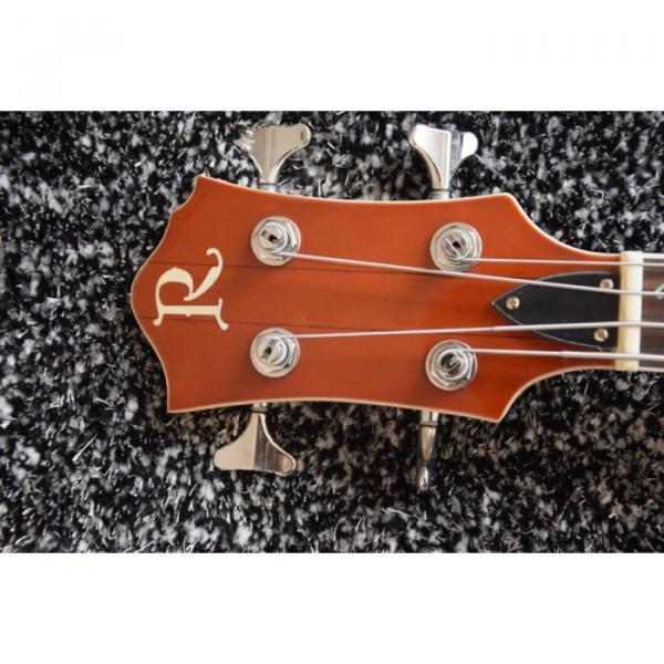 Custom Shop Black Crying Star 4 String Bass #2 image