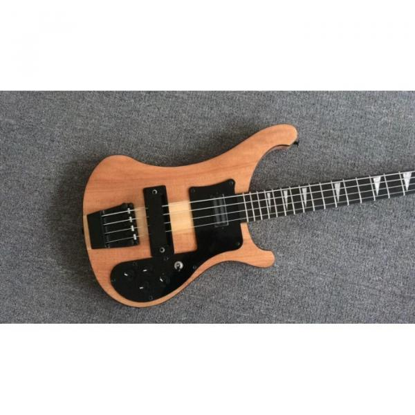 Custom Shop 4003 Rickenbacker Natural Neck Through Bass #1 image
