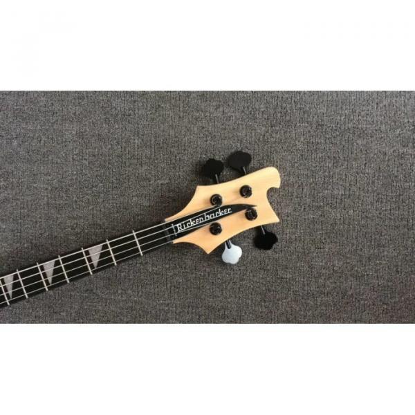 Custom Shop 4003 Rickenbacker Natural Neck Through Bass #5 image