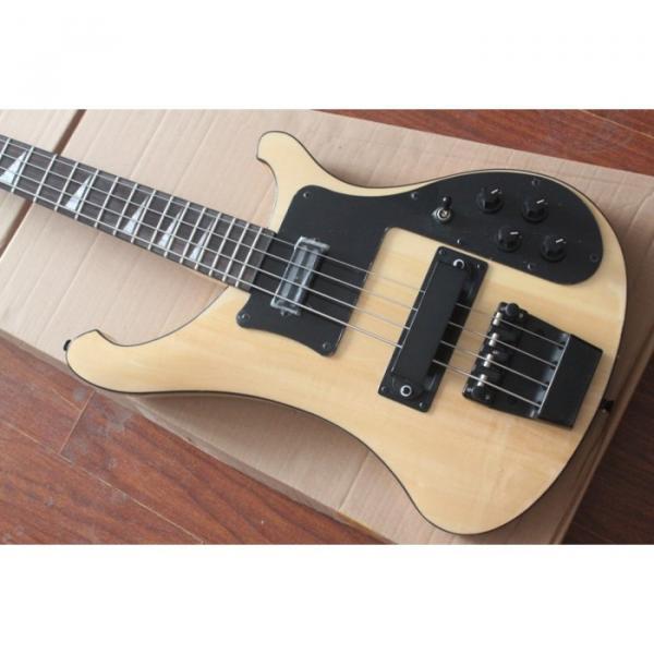 Custom Shop 4003 Rickenbacker Natural Bass #1 image