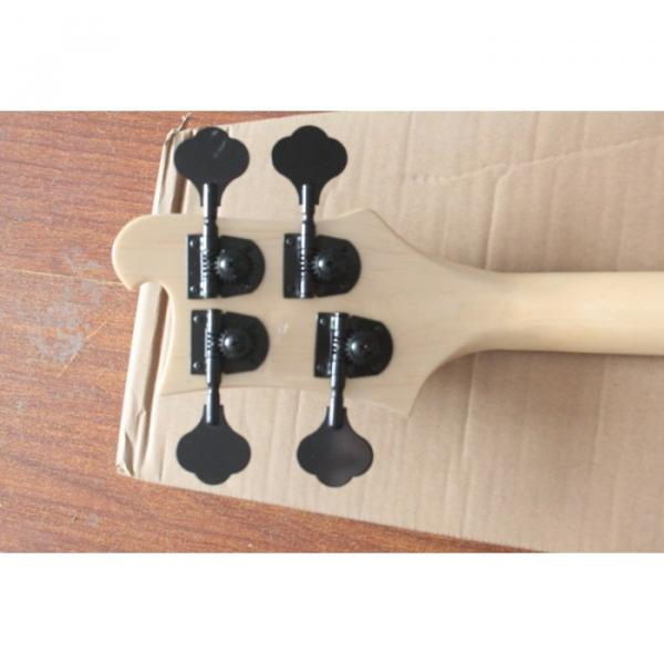 Custom Shop 4003 Rickenbacker Natural Bass #4 image