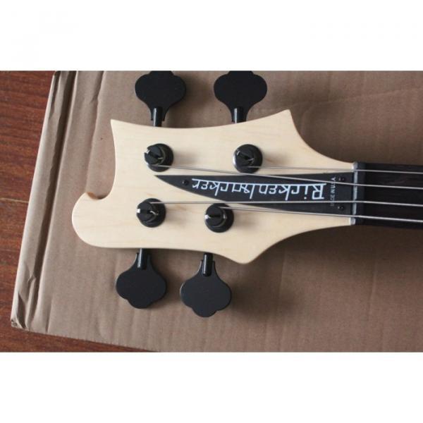 Custom Shop 4003 Rickenbacker Natural Bass #5 image