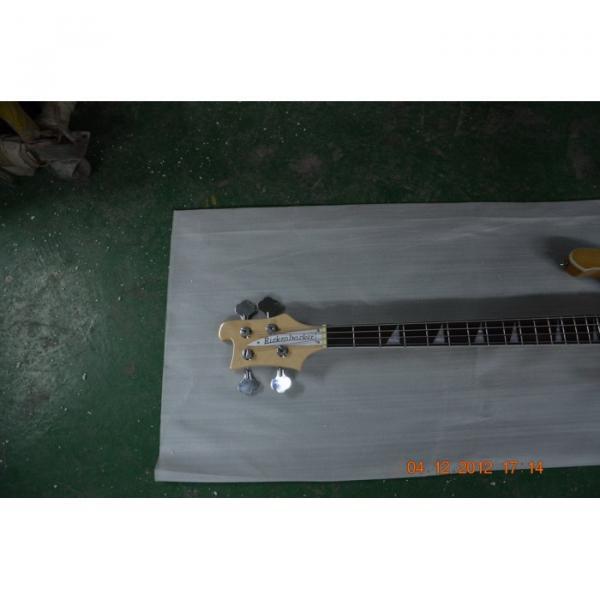 Custom Shop 4003 Rickenbacker Left Natural Bass #4 image