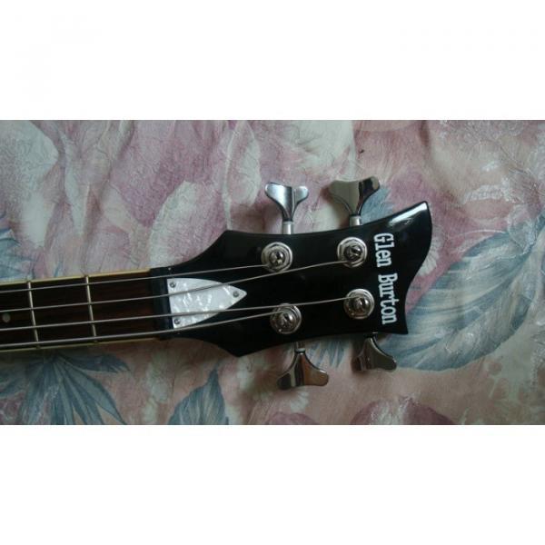 Custom Left Handed Glen Burton Vintage Bass #2 image