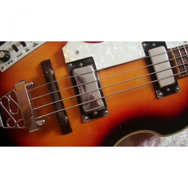 Custom Left Handed Glen Burton Vintage Bass #3 image