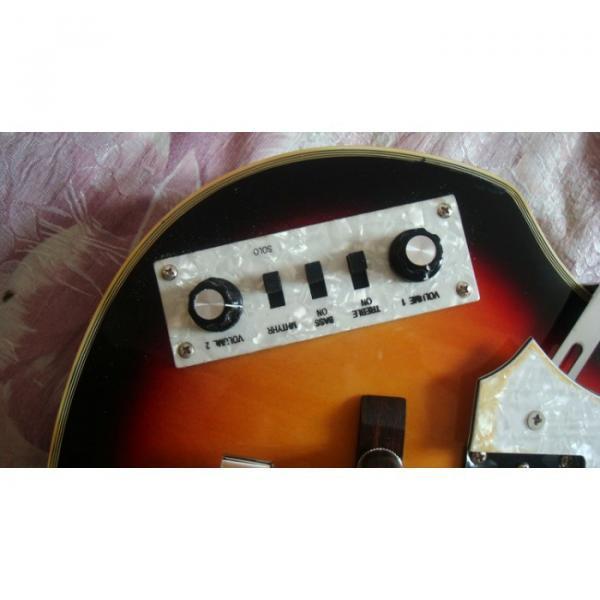 Custom Left Handed Glen Burton Vintage Bass #4 image