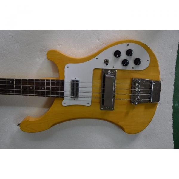 Custom 4003 Natural No Bindings Bass #1 image