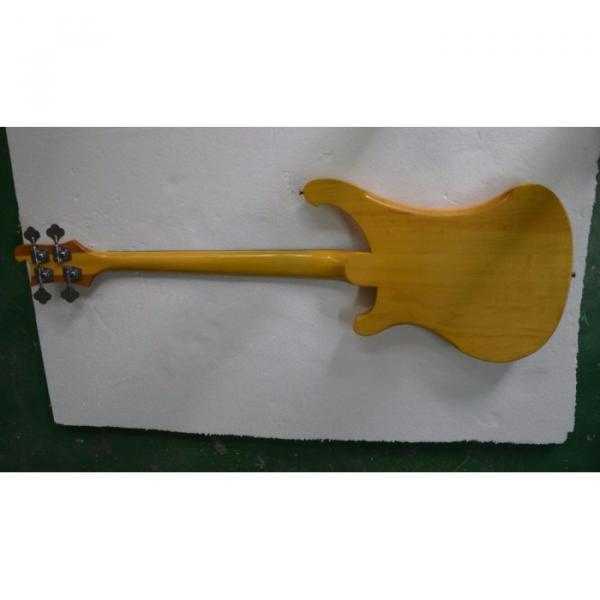 Custom 4003 Natural No Bindings Bass #4 image