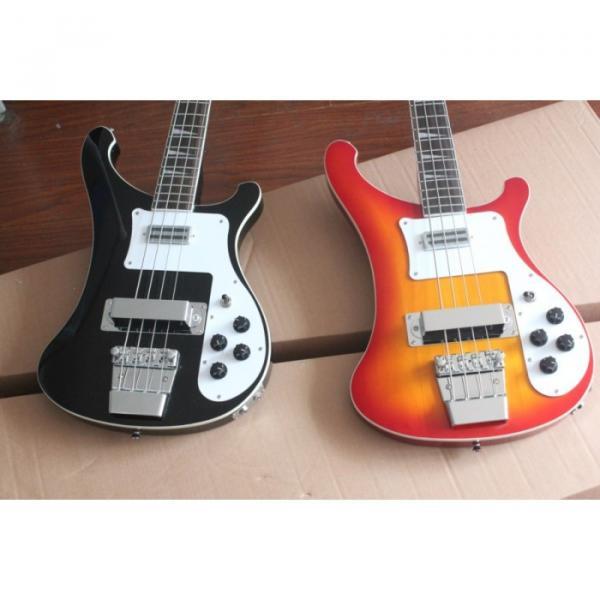 2 Pcs Fireglo Jetglo Rickenbacker 4003 Bass #1 image