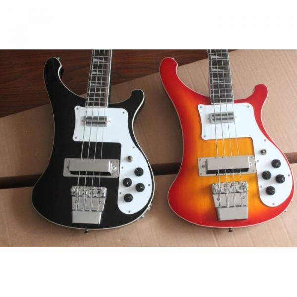2 Pcs Fireglo Jetglo Rickenbacker 4003 Bass #3 image