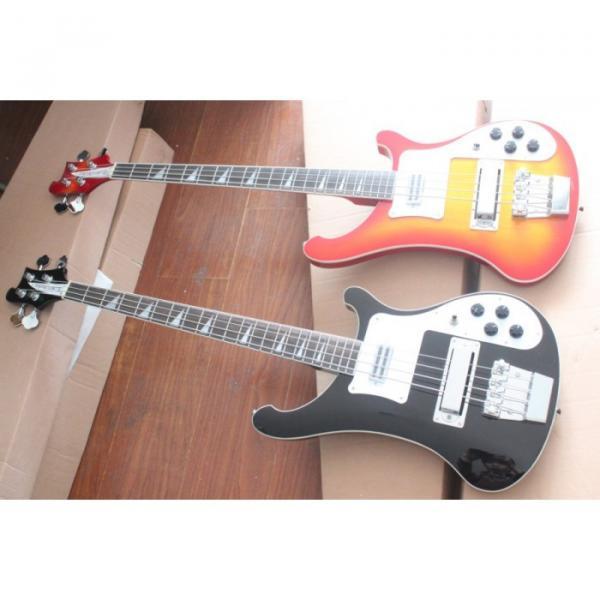 2 Pcs Fireglo Jetglo Rickenbacker 4003 Bass #5 image