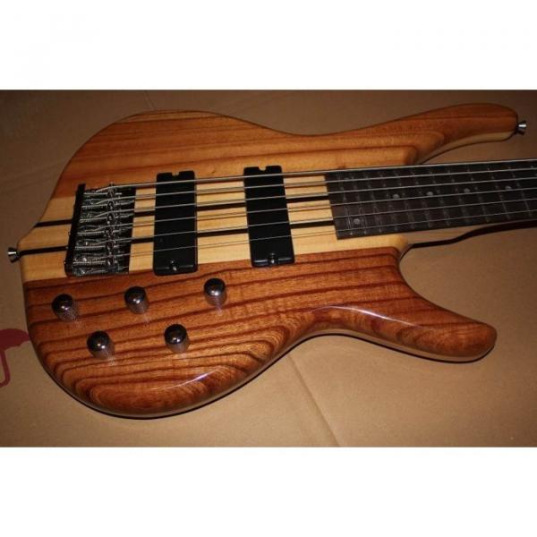Custom Shop Natural Ken Smith Bass #1 image