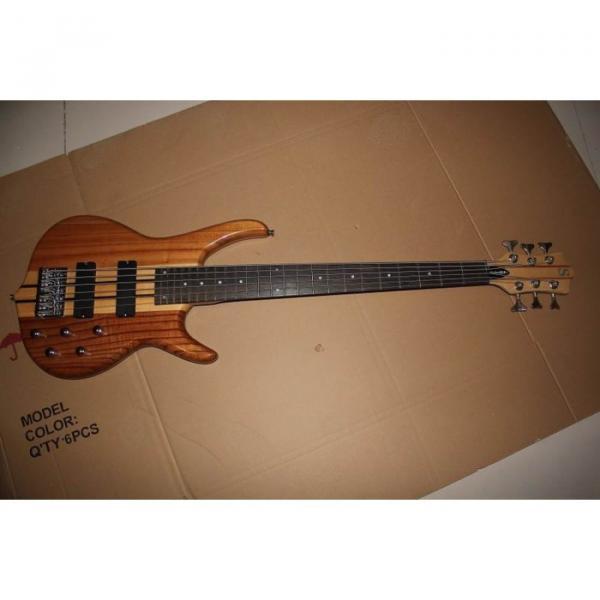 Custom Shop Natural Ken Smith Bass #4 image