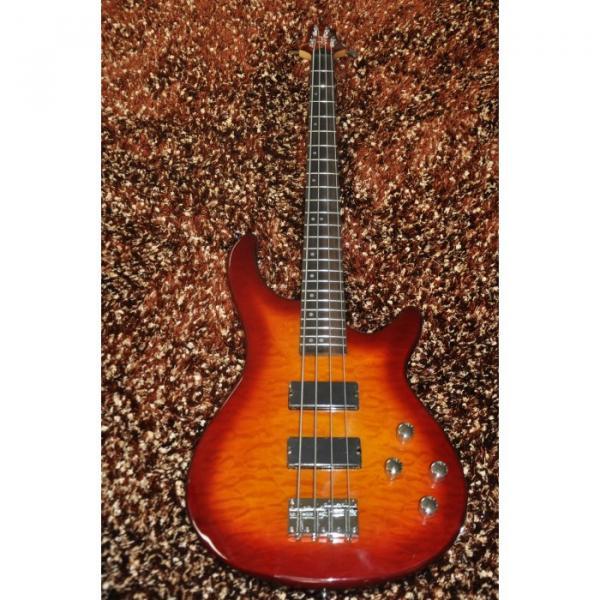 Custom Shop 4 String Cort Sunburst Electric Bass #2 image