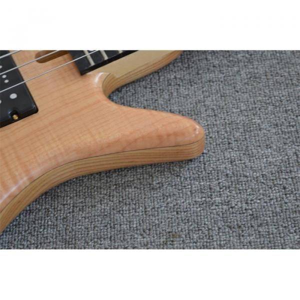Custom Shop 5 String Natural Finish Bass #5 image