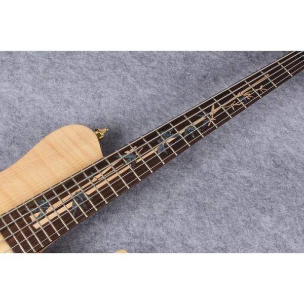 Custom American Standard 5 String Bass Fordera Finger Ramp #2 image