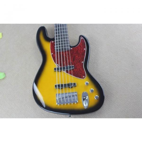 Custom American Vintage 6 String Jazz Bass Steve Bailey #1 image