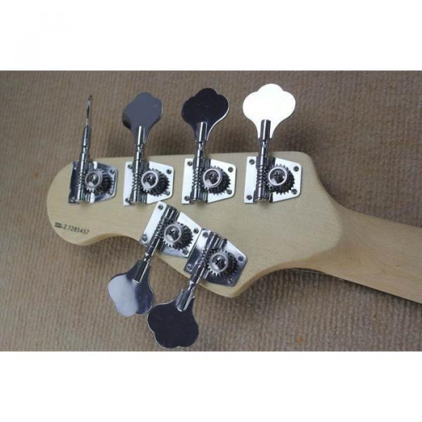 Custom American Vintage 6 String Jazz Bass Steve Bailey #4 image