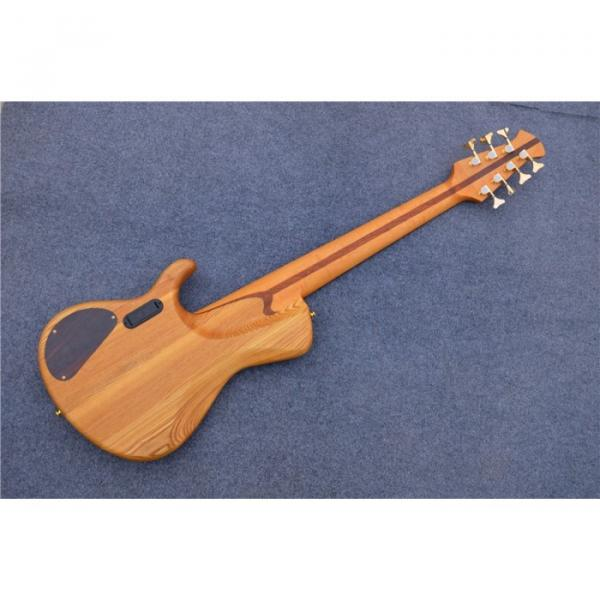 Custom American Standard 7 String Rust Quilted Bass #3 image